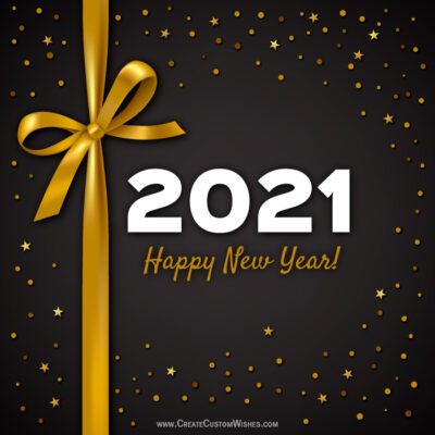 Free download customized new year 2021 Image
