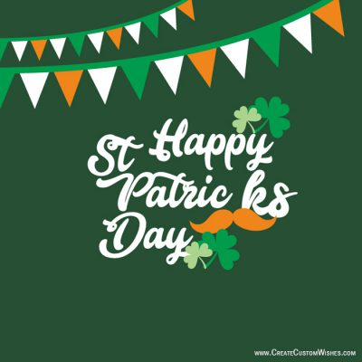 Make your Own St. Patrick's Day Card