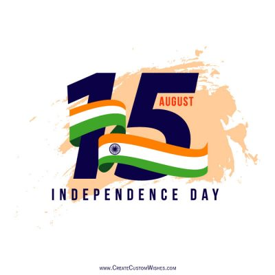 Design Custom Independence Day Images Online