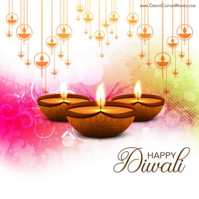 Happy Diwali 2019 Greetings Cards Free