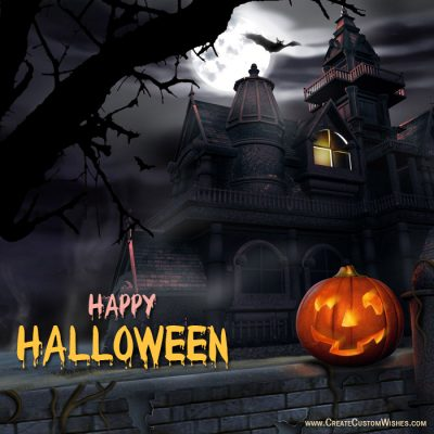 Free Halloween Greeting Card Maker Online