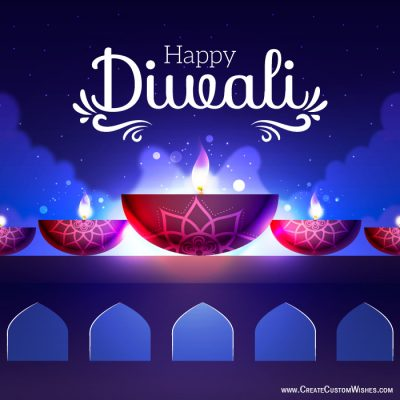 Create Happy Diwali Whatsapp Status Image