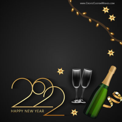 Happy New Year 2022 Wishes Cards Free