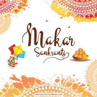 Makar Sankranti Image for WhatsApp Status