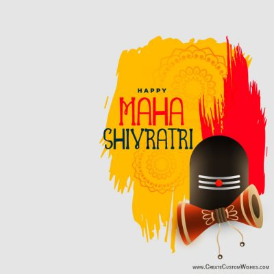 Happy Shivratri Greetings Cards Online Free