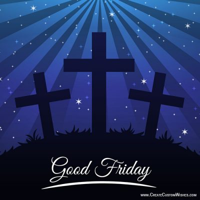 Free Make Good Friday Whatsapp Images