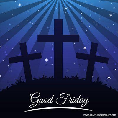 Free Make Good Friday Whatsapp Images
