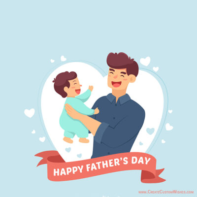 Father's Day Images with Name