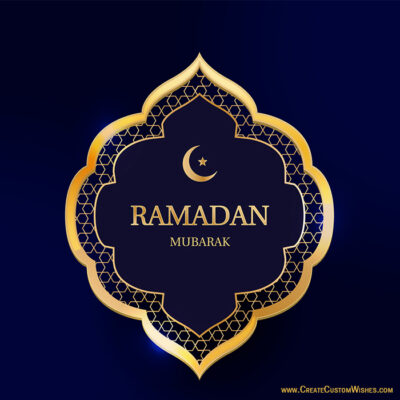 Free Make Ramadan Eid Whatsapp Images