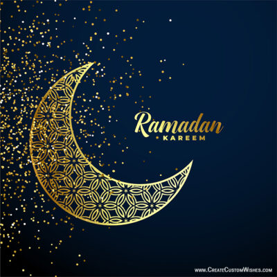 Ramadan Kareem Images with Name