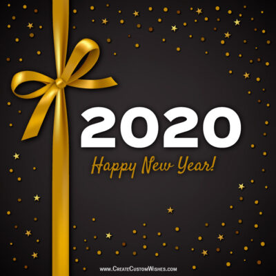 Free download customized new year 2020 Image