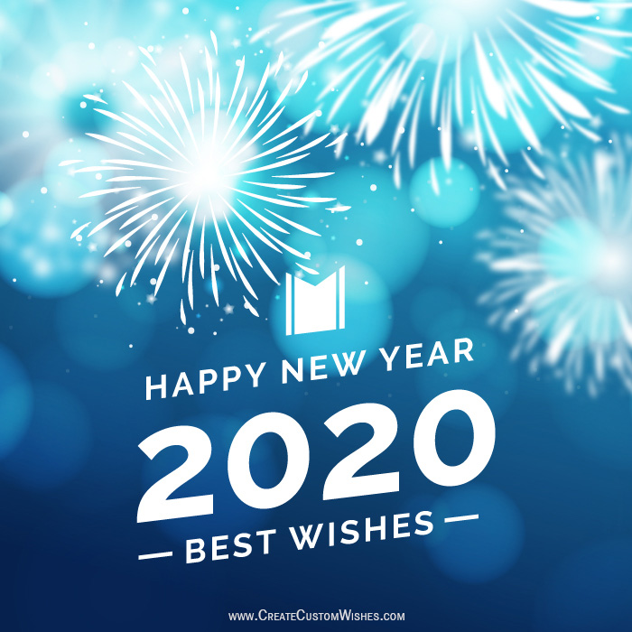 Free 2021 Happy New Year Wishes Cards Create Custom Wishes