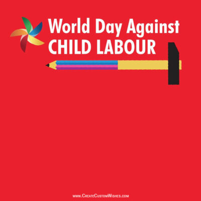 Child Labour Day for Image for Whats App