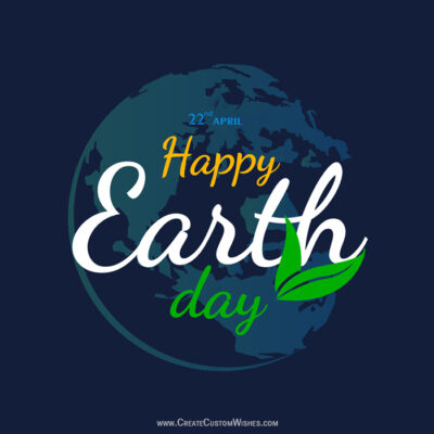 Happy Earth Day 2020 Wishes Cards