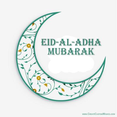 Write Quote on Eid Mubarak