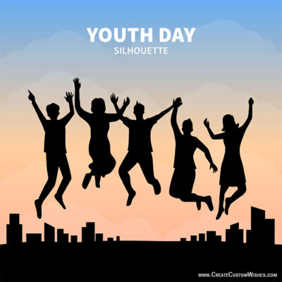 Youth Day Image with Name