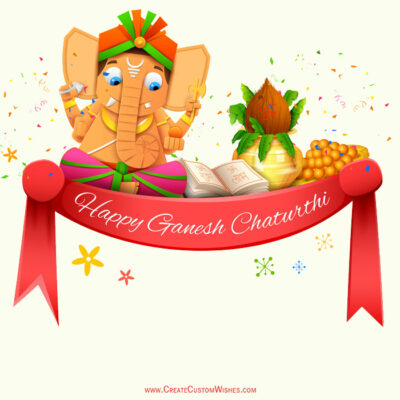 Free Ganesh Chaturthi Wishes Images 2019