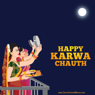 Free Make Karwa Chauth Wishes Images