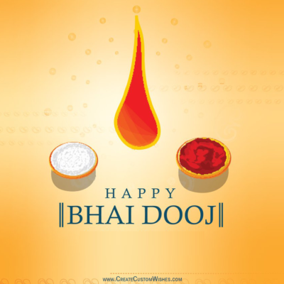 Happy Bhai Dooj Image for Status