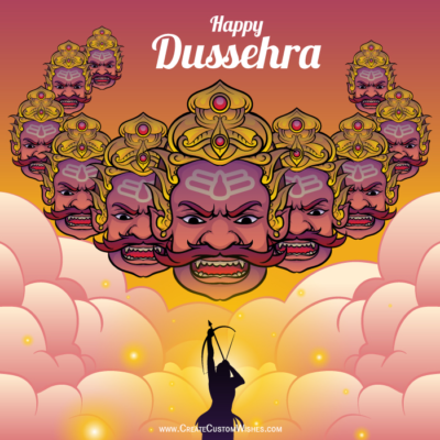 Happy Dussehra 2019 Images Free!