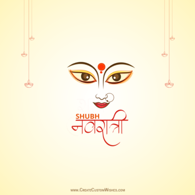 Happy Navratri Hindi Images FREE!