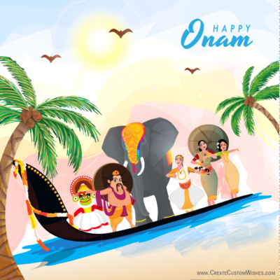 Latest Happy Onam Wishes Images Free
