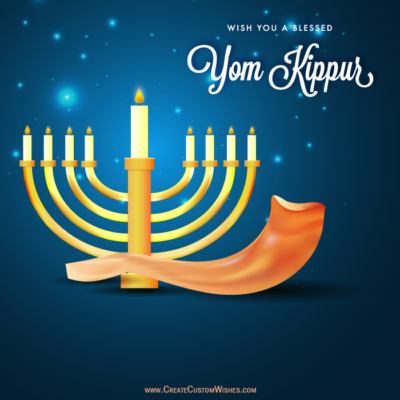 Yom Kippur 2019 Wishes Pic for DP