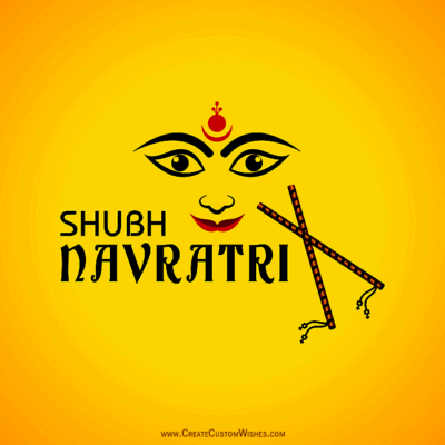 FREE Shubh Navratri Festival Images