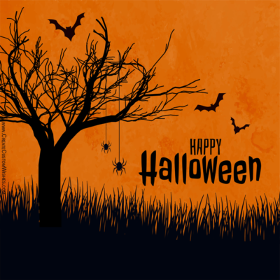 Create custom Halloween Cards with your Ideas