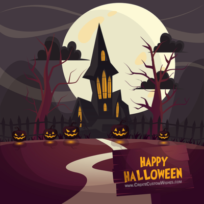 Free Greetings Collection for Halloween