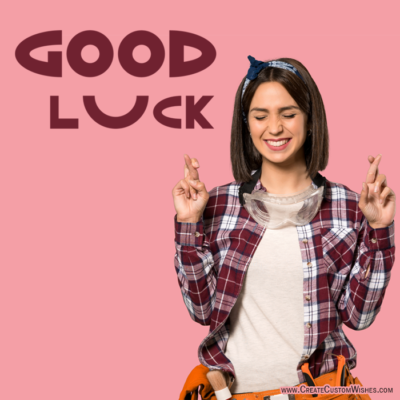 Good Luck Wishes for Job Interview