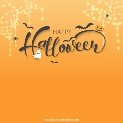 Halloween: Make Your Own Halloween Cards Free