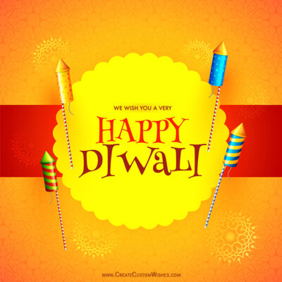 Most Beautiful Happy Diwali Greeting Cards