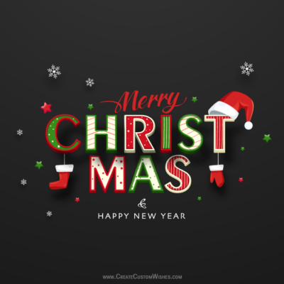 Creating Best Merry Christmas Wishes Images FREE