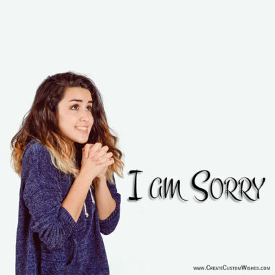 Free Make Sorry Whatsapp Images