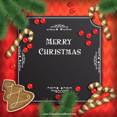 Latest 2020 Merry Christmas Greeting Cards