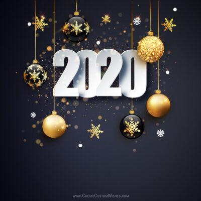 Free Happy New Year Greeting Cards Maker Online Create
