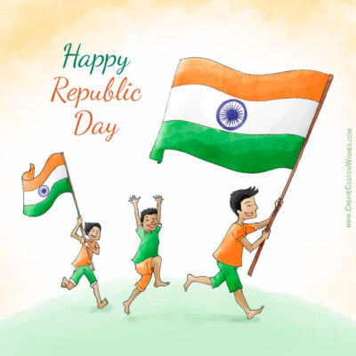 Republic Day Image for Wthatsapp Status
