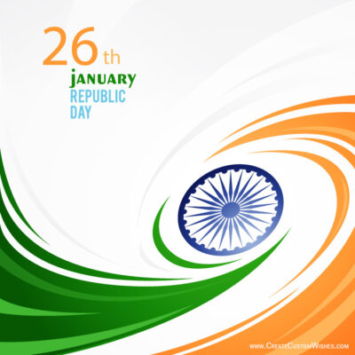 Write Quote on Republic Day Wishes Image
