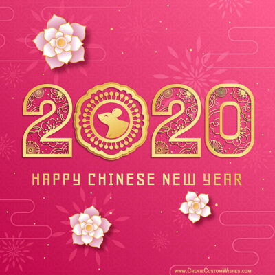 Best Chinese New Year 2020 Wishes Images