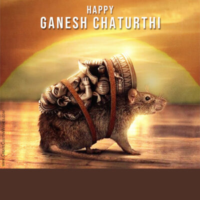 Best Ganesh Chaturthi Wishes Card Maker