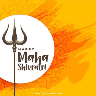 Create Your Own Maha Shivratri eCard