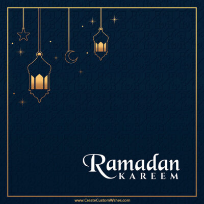Best Ramadan Eid 2021 Image with Name