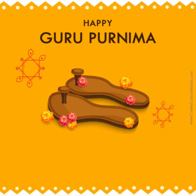 Add Name & Photo on Guru Purnima Image