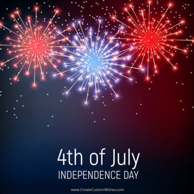 American Independence Day Wishes Image