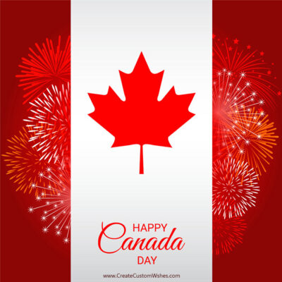 Best Greeting Cards for Canada Day
