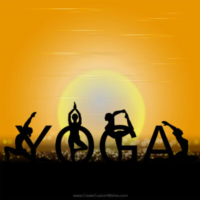 International Yoga Day 2020 Pic