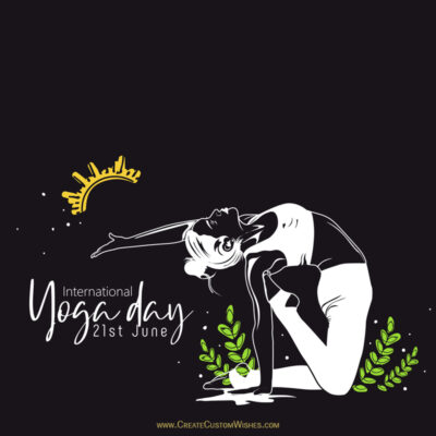 International Yoga Day 2021 Pic, Wallpaper, Status