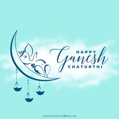 Free Design of Ganesh Chaturthi 2021 Wishes