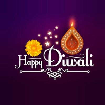 Add Name, Logo & Photos on Diwali Image